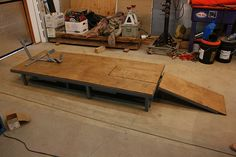 My fabrication shop. YEAH! - Page 12 - The Garage Journal Board