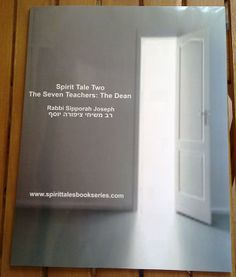 Spirit Tale Two The Seven Teachers: The Dean. Front cover.