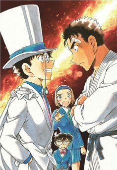 Conan Movie, Detektif Conan, Magic Kaito, Super Manga, Detective Conan Shinichi, Kaito Kid, Naruto Comic, Gosho Aoyama, Jack Frost