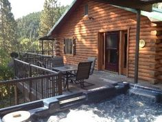 Hummingbird Hill Resort - Spacious Mountain Lodge, Home Theater and Solar PowerVacation Rental in Naches from @homeaway! #vacation #rental #travel #homeaway
