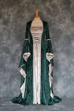 Rowena A Meval Pagan Elvish Custom Made Hand Fasting