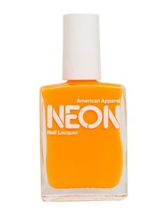 Neon Nail Polish | Shop American Apparel - StyleSays