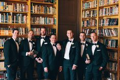 This Endlessly Elegant Santa Barbara Real Wedding is a Black Tie Dream