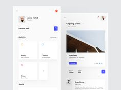 👋  Rebound to my other cisco shot. Just playing around with cards and trying out possibities. As soon as I can develop consistency on these I'm planning to release cisco as free UI kit. Would you b...