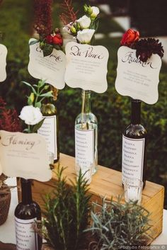 Wedding Reception Places, Wedding Table, Our Wedding, Dream Wedding, Tableau Marriage, Wine Parties, Seating Chart Wedding, Wedding Decorations, Table Decorations