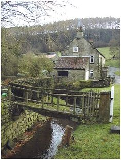 Hutton-le-Hole and Lastingham ... North Yorkshire UK