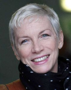 "Annie Lennox, 59- - -"" it feels like walking on broken glass . . ."" (me not being able to do what so many others can ! LOL"