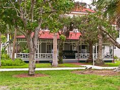 The Edison and Ford Winter Estates Fort Myers FL..love this place