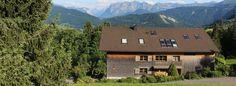 Wälderhaus im Bregenzerwald