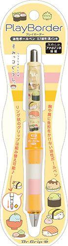 AmiAmi [Character & Hobby Shop] | Sumikko Gurashi - Dr. Grip Ballpoint Pen (Play Border)(Released)