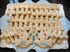 First Communion crosses