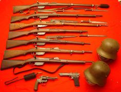 World Wars Collections-Long Winded & Picture Heavy