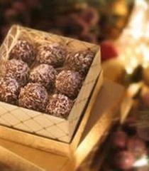 Hazelnut Snowballs