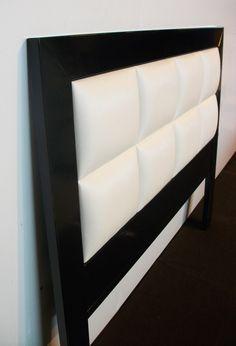 Pink instead of black Hotel Bedroom Design, Wardrobe Design Bedroom, Home Room Design, Bedroom Decor, Bed Back Design, Bed Frame Design, Bed Headboard Design, Headboards For Beds, Double Bed Designs