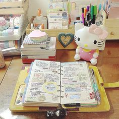 More pages on my planner! | Flickr - Photo Sharing!