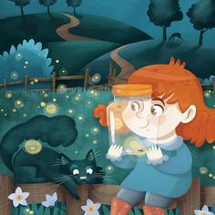 Vedi il mio progetto @Behance: \u201cGiadina and the fireflies\u201d https://www.behance.net/gallery/53912641/Giadina-and-the-fireflies
