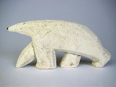 Hand carved clay sculpture by Paul Smith. At paulsmithsculptures.blogspot.com