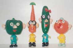 Mr. Potato Head's Friends.  What became of them?  Did they get made into a salad or were the Vegans offended?