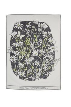 Our gorgeous linen cotton blend tea towels are hand printed. Flannel Flower, Kangaroo Paw, Downy, Pictures Online, Exotic Flowers, Native Plants, Hostess Gifts, Flower Prints, Tea Towels