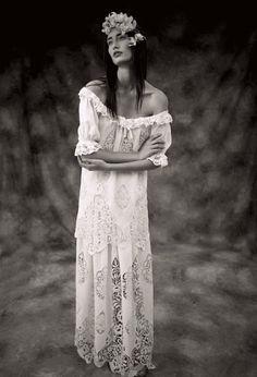Gorgeous dress, gorgeous photo