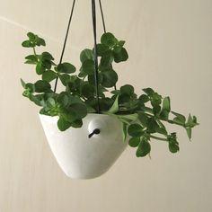 hangschaal 'planter of sfeerlicht'