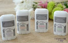 """Natural Deodorant that Works: Earth Mama Organics - """"Finding a natural deodorant that works for you can be tough. You really just have to try them out until you find one that suits you. Homemade Body Care, Homemade Body Butter, Homemade Deodorant, Natural Deodorant That Works, Elderberry Gummies, Earth Mama, Make Up Inspiration, Geranium Essential Oil, Lotion Bars"""