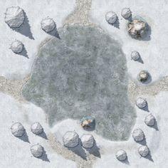 Frozen Pond TileIL10 by Madcowchef on DeviantArt