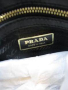 prada bag fake or real