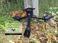 Spyder Deer & Wildlife Gravity Feeder Attachment for sale online Bow Hunting Tips, Deer Hunting, Gravity Deer Feeders, Deer Feeder Diy, Hunt Games, Hunting Accessories, Sport Fishing, Outdoor Power Equipment, Wildlife