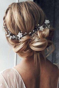 Elegancia en peinados