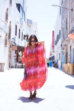 Aimee Song of Song of Style explores Morocco in Pamela Love Fine jewelz xx