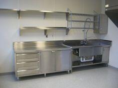 52 mejores imágenes de cocinas acero inoxidable | Cocina Comedor ...