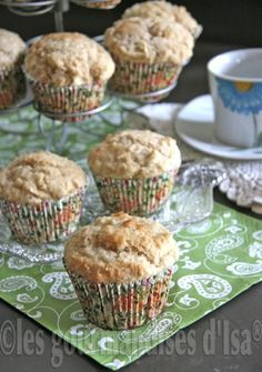 blogue, cuisine, recettes, les gourmandises d'Isa, desserts, pomme, livre, auteure, poulet, gâteaux, boulangerie, pain, viennoiserie, pâtisserie Biscuit Cake, Biscuit Cookies, Food N, Good Food, Food And Drink, Oatmeal Recipes, Apple Recipes, My Best Recipe, Something Sweet