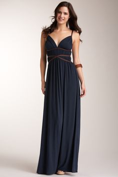 Goddess Bridesmaids dress...diff color...but yes please!!!