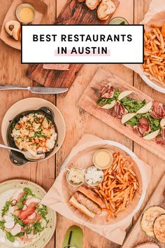 Best Restaurants Updated! Best Restaurants In Austin by A Taste of Koko. Here it is, an Austinite's guide to the best restaurants in Austin - check them all out! #austinrestaurants #exploreaustin #austintravel In Austin Breakfast Tacos, Breakfast Recipes, Brunch Cafe, Austin Food, Healthy Grains, Central Texas, Beef Ribs, Best Places To Eat, Pulled Pork