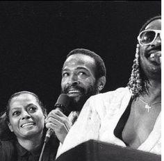Epic Diana Ross Marvin Gaye Stevie Wonder