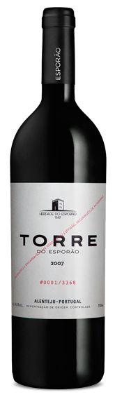 Torre do Esporão Tinto 2007 - Esporão