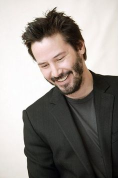 """Keanu Reeves in portrait session for """"Constantine"""" Los Angeles, 30 Jan, 2005 Photographer: Armando Gallo"""