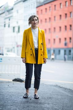 See our favorite street style looks outside of the Spring 2018 shows in Berlin.