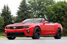 What do you think about this Lingenfelter ZL1 #Camaro Convertible that's packing around 700 #horsepower under the hood