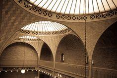 Guastavino tile Vaulting, Lincoln, Tile, Ceiling, Traditional, Interior Design, Architecture, Modern, Nest Design