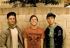 """This picture explains everything Emblem3 is. You have Drew on the left thinking """"I'll just pretend to be Gandhi, and it will all work out. Peace my loves"""" then you have Keaton in the middle just being his extremely awkward self. And the Wesley on the right trying to seduce everyone, because that is what he does. He tries to seduce everyone because he thinks he is awesome. Which he is. So to make a long story short, (too late) this picture embodies everything Emblem3 is."""