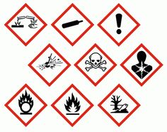 Produits ménagers : Attention danger !