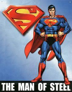 The Man of Steel - Superman