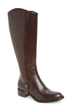 Free shipping and returns on Via Spiga 'Carol' Riding Boot (Wide Calf) (Women) at Nordstrom.com. Silky-smooth calfskin gets a chance to shine on this classic riding boot, thanks to pared-down lines and elegant curves.