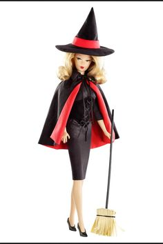 Barbie as Samantha on Bewitched