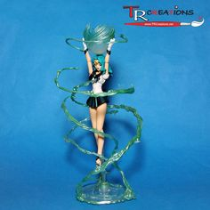 Sailor Neptune S.H. Figuarts - Deep Submerge by zelu1984