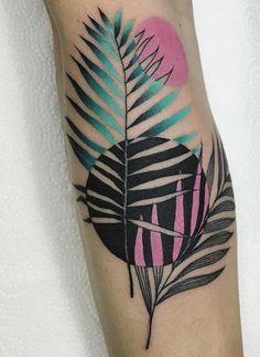 Mariusz Trubisz leaves tattoo