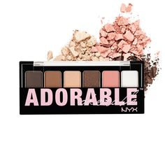 THE ADORABLE SHADOW PALETTE | NYX COSMETICS