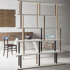 L18 - LightsOn library Furniture